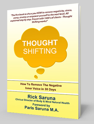 Thought Shifting Book